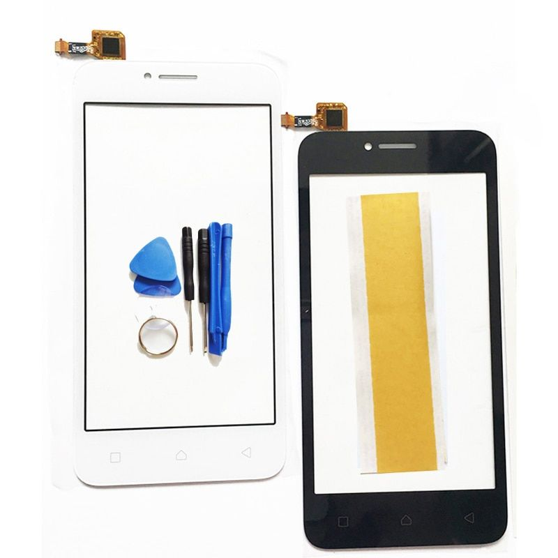 Touch Screen For Lenovo Vibe B A2016a40 A2016 Touch Screen Digitizer Panel Sensor Front Glass Lens Replacement