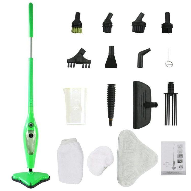 Steam mop 12 in1 110V/ 220V multifunction home X12 mop steam cleaners X12/1steam Cleaner Floor Carpet Vapor Sweeper Steamer