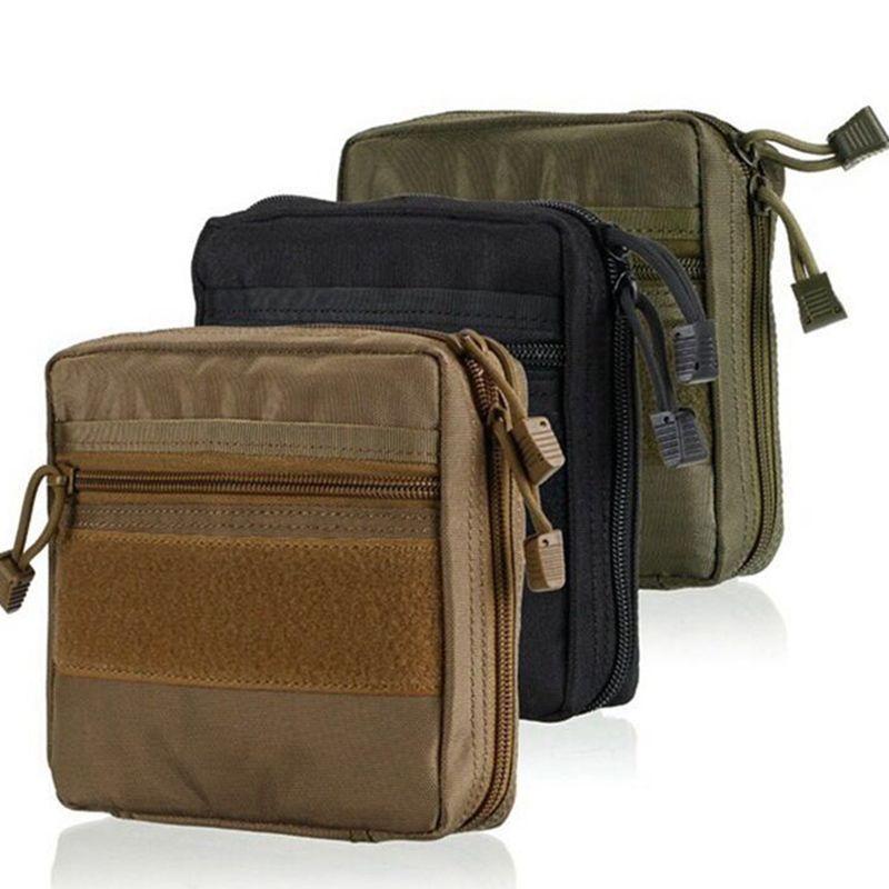 Outdoor Hunting Holsters tactical multi-purpose military medical bag wash tool storage bag first aid kit life bag medical bag