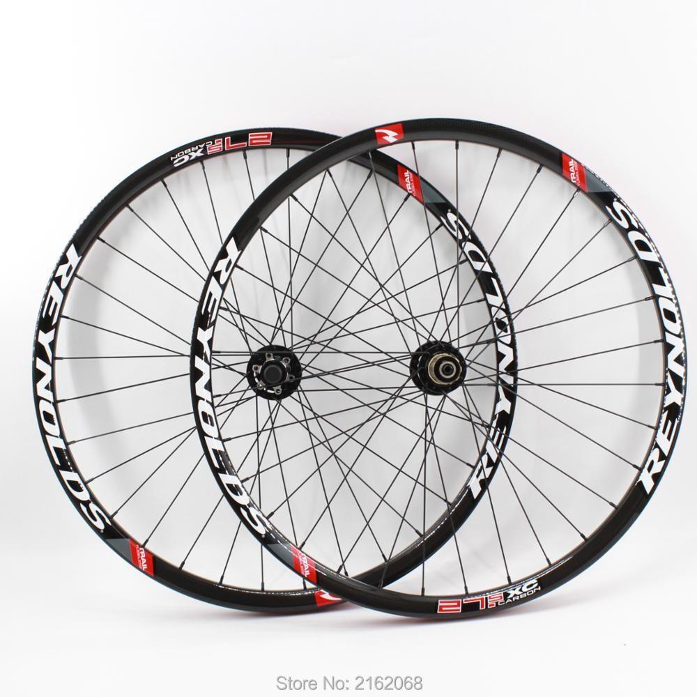 Neueste 26/27. 5/29er zoll licht klammer felge mountainbike 3 K UD 12 K volle carbon faser fahrrad disc bremse laufradsatz MTB Freies schiff
