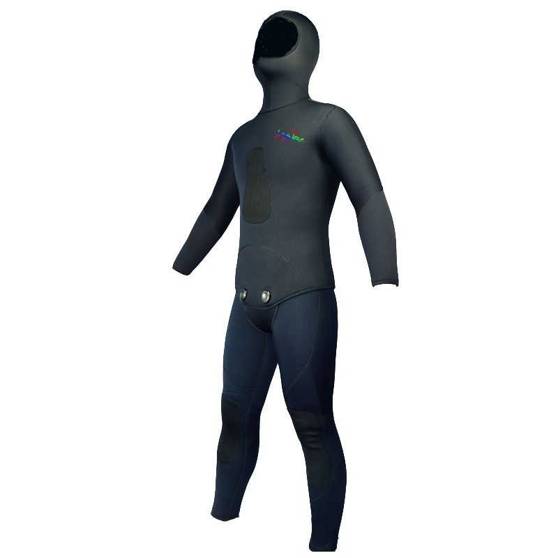 Super quality 7mm Rubber Neoprene Suit Wetsuit Men Women for Spearfishing Underwater Hunting Scuba Diving Winter Fishing Muta