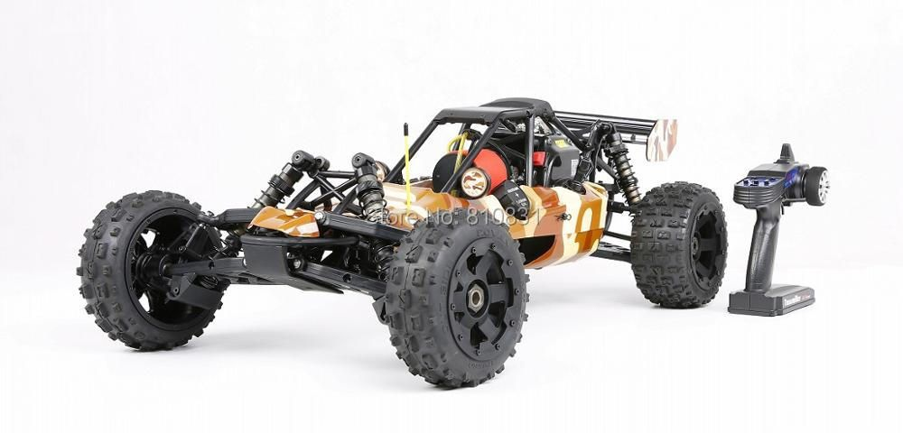 Rovan 1/5 RC Car 290A Gas Petrol Buggy RTR 29cc Engine Better HPI Baja 5B SS King Compatible