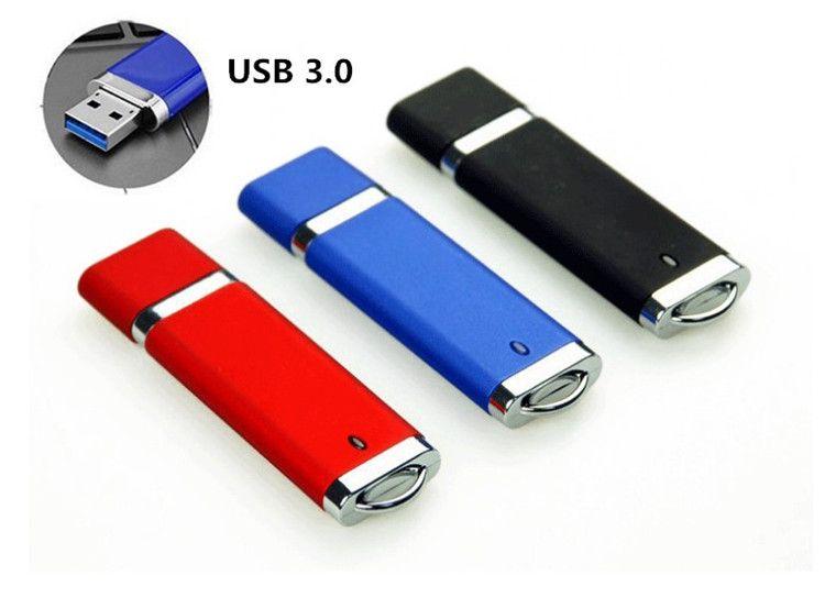 3 couleurs Haute Vitesse Périphérique USB 3.0 Lecteurs Flash Clé USB 64 gb 32 gb 16 gb 8 gb Stylo Conducteur personnalisé Clef USB Flash Moteurs Ftl