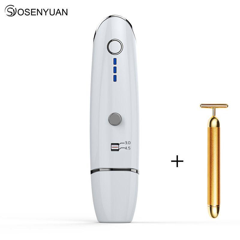 2018 Skin Care Spa Beauty Radar V curing Mini Hifu High Intensity Focused Facial Lifting Machine Face Lift RF LED Anti Wrinkle