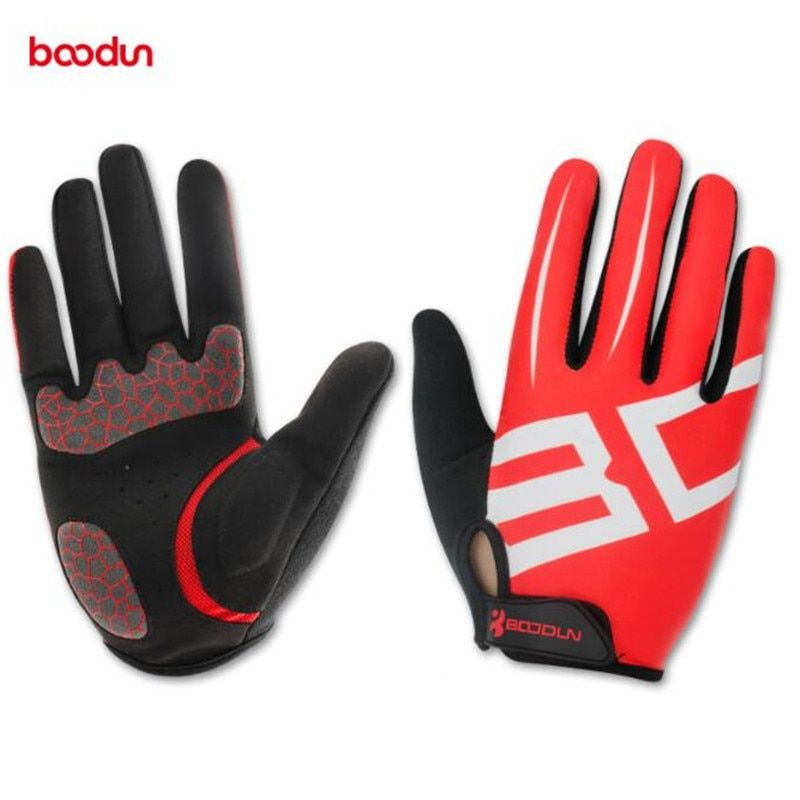 Boodun Motorcycle Gloves Outdoor Sports full finger knight riding motorbike Motorcycle Gloves Motocross Guantes Gloves S-XL