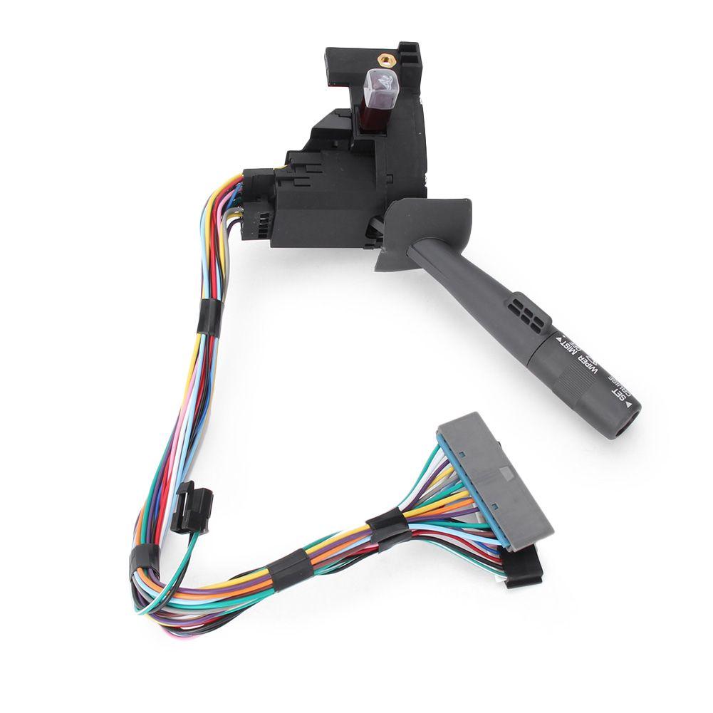 Control Windshield Wiper Arm Turn Signal Lever Switch For Cadillac Escalade / For GMC /Chevrolet Blazer Astro C1500 2500 etc
