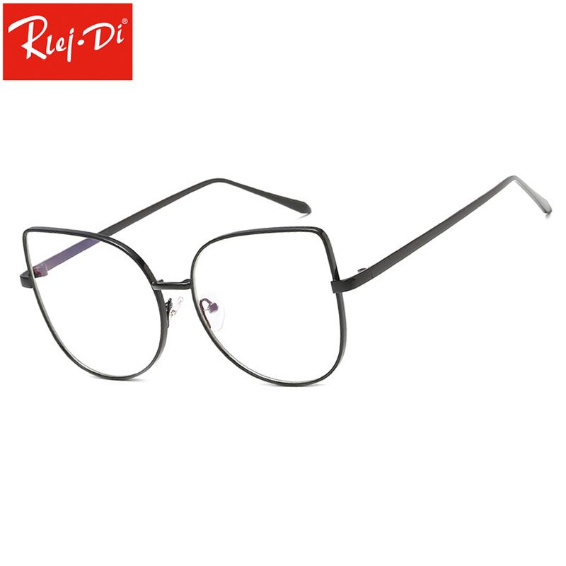 FF4637 Full Rim Optical Eyeglasses Frame Women's Plastic Myopia Presbyopia Spectacles