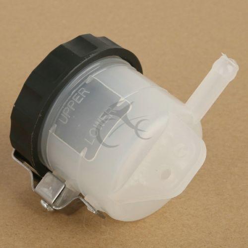 Universal Motorcycle Front Brake Fluid Bottle Master Cylinder Oil Reservoir Cup For Honda Yamaha Suzuki