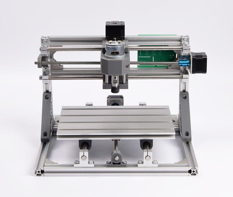 CNC 2418 avec ER11, bricolage mini CNC machine de gravure laser, Pcb fraiseuse, toupie à bois, CNC 2418, meilleur Avancée jouets