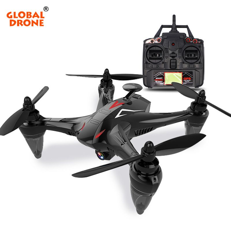 Globale Drone GW198 5G WiFi FPV Brushless Motor RC Quadrocopter GPS eders Hover Drohnen Folge Mir Drohne mit Kamera VS H501S Bugs 2