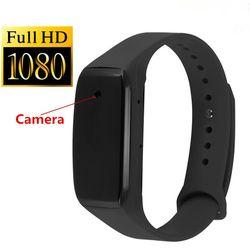 Smart Bracelet Camera HD 1080P Mini Camera Wristband 14.2 Million Pixels Lens Camera Wearable Device Micro Cam