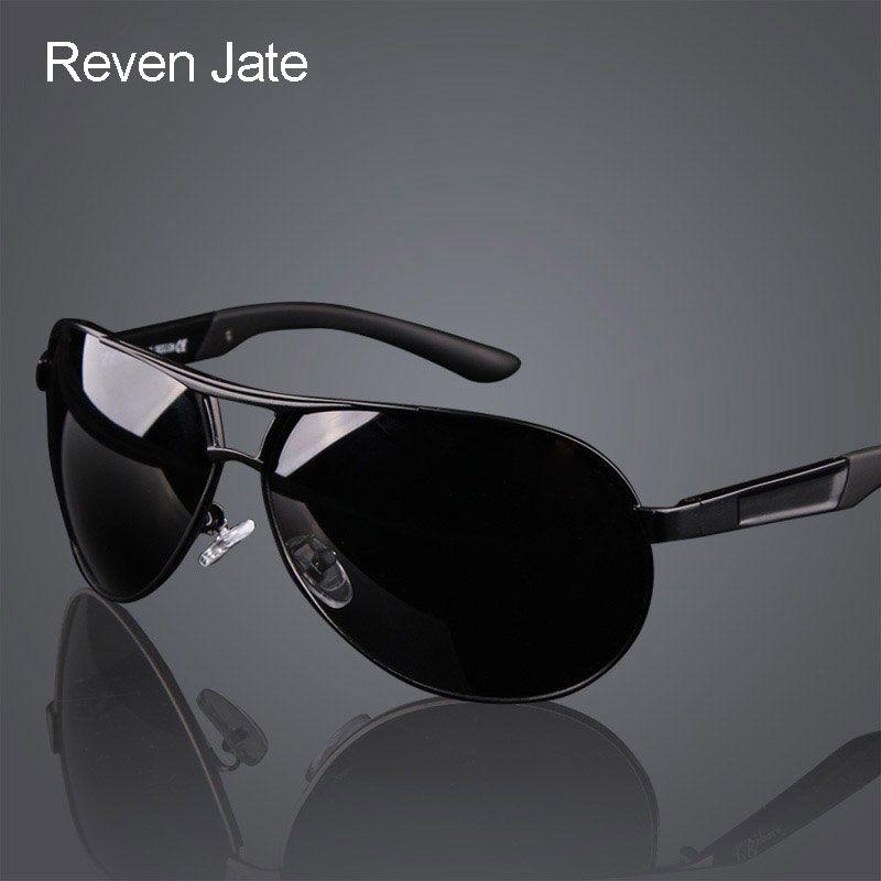 Pour Hommes à la Mode UV400 Polarisé Revêtement Lunettes De Soleil hommes Conduite Miroirs Oculos Lunettes Lunettes De Soleil pour Homme Sunwear