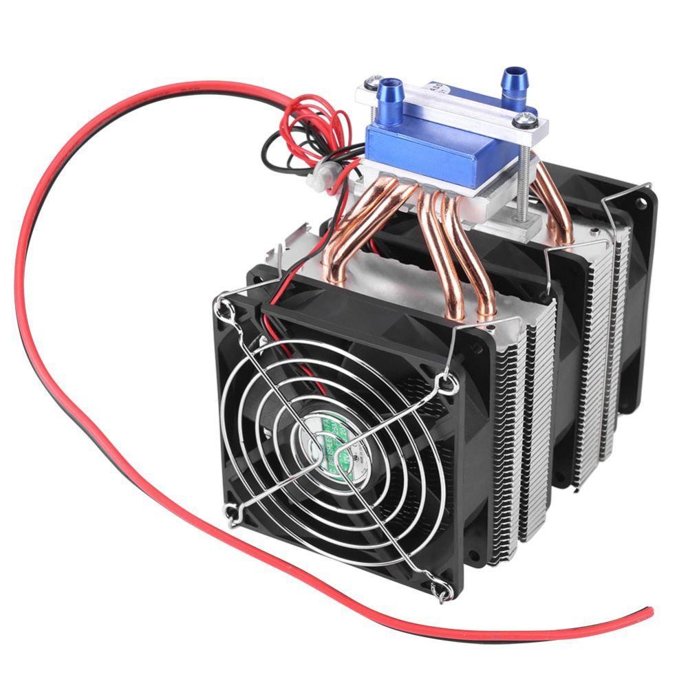 Heißer-1 PC Thermoelektrische Kühler Semiconductor Kälte Peltier Kühler Luftkühlung Kühler Wasserkühler Kühlsystem De