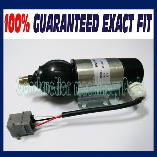 Fast free shipping, Fuel Stop Shut Off Shutdown Solenoid 849370, 859079, 872826 For P ERKINS, VOLVO PENTA