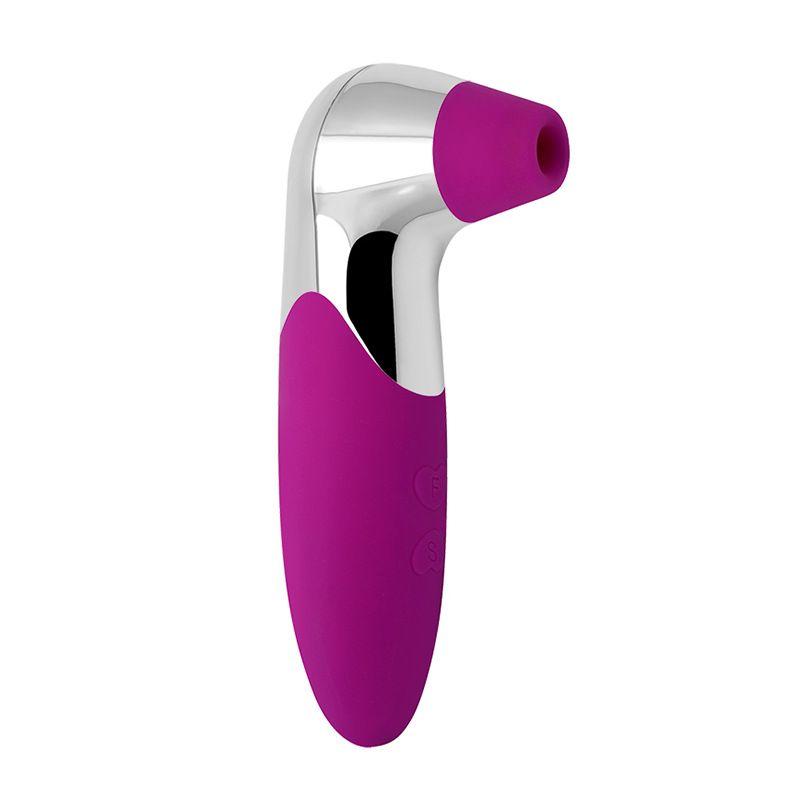 Новый 12 частота взрослых Соски присоски Клитор Вибратор для Для женщин язык g-пятно Массажер клитор сосание груди насос Оральный секс-игруш...