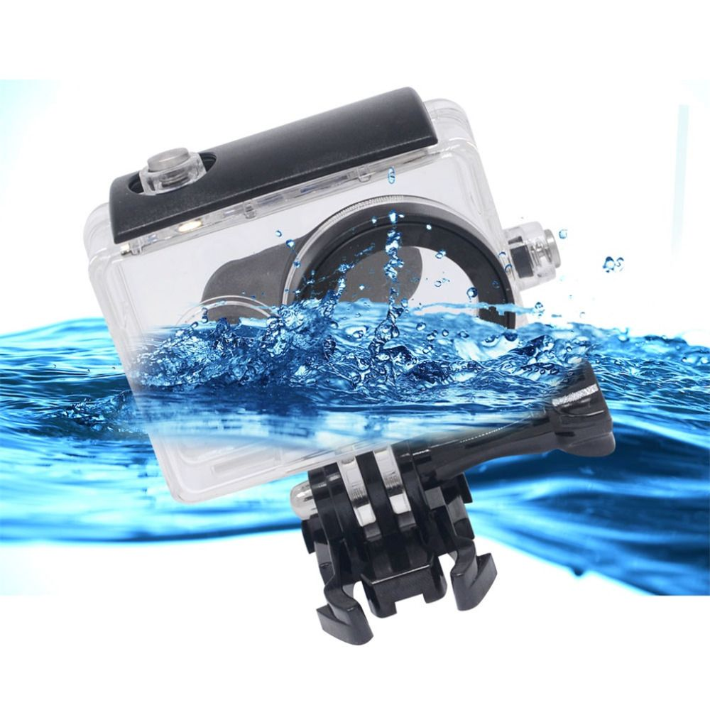 New Waterproof Protective Housing Shell Case for Xiaomi Yi Action Sports Camera Wholesale dropshipping