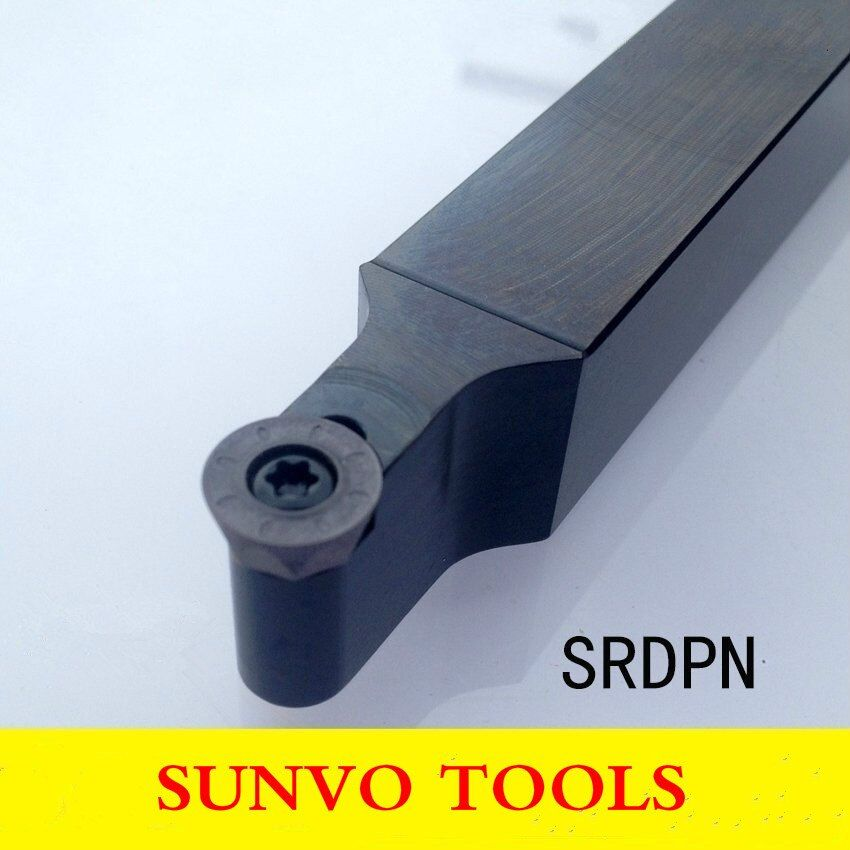SRDPN 1010H10/1212H10 CNC Turning Tools Screw Fastening External Turning Holder Use RPMT RDMT RPGT 10T3/08T2