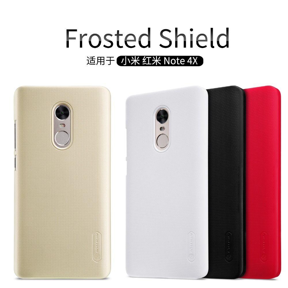 Xiaomi redmi note 4 X cas note 4 mondial version cas de couverture 5.5