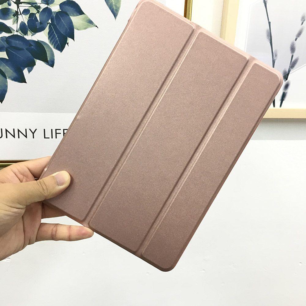 Smart Case Pour Le Nouvel iPad 9.7 pouce 2017 2018 Modèle Pliant Folio Cover Veille Automatique/Wake Up Tablet 9.7