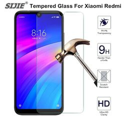 Tempered Glass For XIAOMI REDMi 7 7A 5 plus 5A 6 6A 4X Redmi NOTE 7 6 5 PRO K20 Pro Global Screen protective 9H film cover