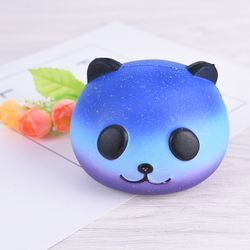 Fun Antistress Ball Peach Slow Rising Squeeze Stretchy Animal Healing Stress ToysSheep Bear Mini Squeeze Squishy Toys