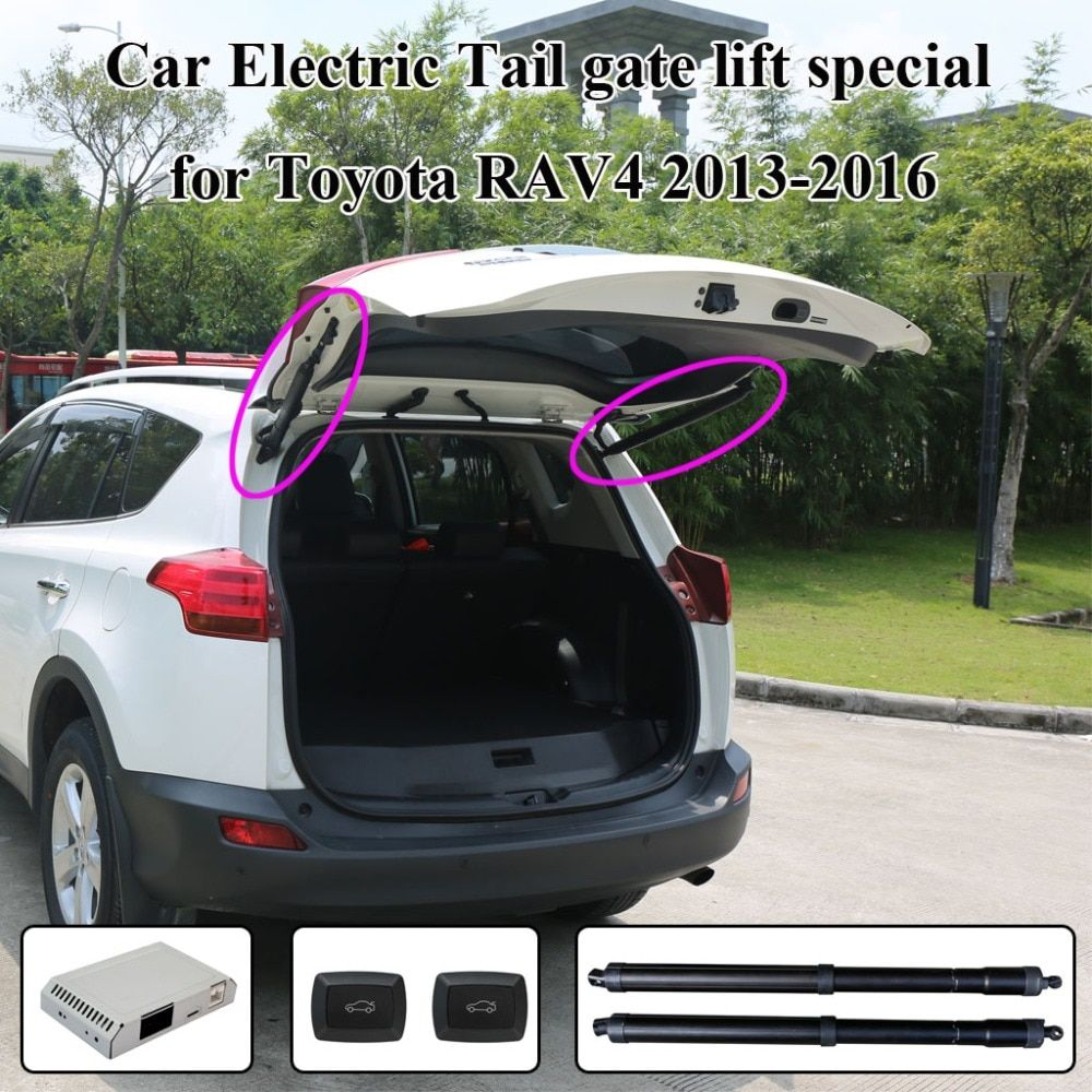 Smart Electric Tail Gate Lift Easily for You to Control Trunk Suit to Toyota RAV4 RAV-4 Remote Control