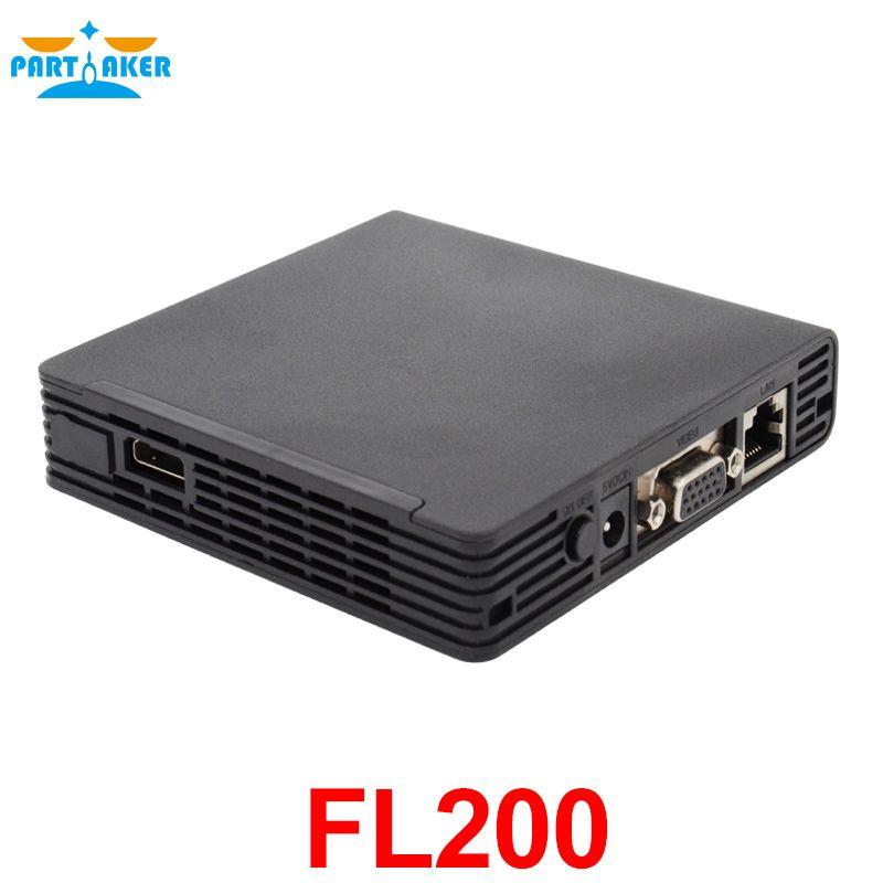 Participant FL200 client léger linux embeded avec Dual Core 1.5 Ghz ARM-A9 flash RDP 7.1