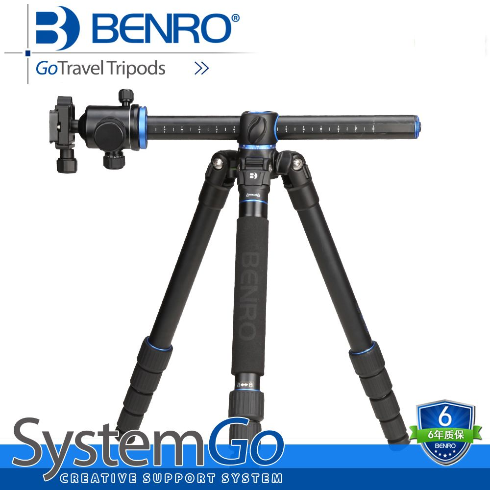 BENRO 360 Degrees Digital SLR DSLR Portable Camera Tripod Professional Camera Tripod GA268TB2