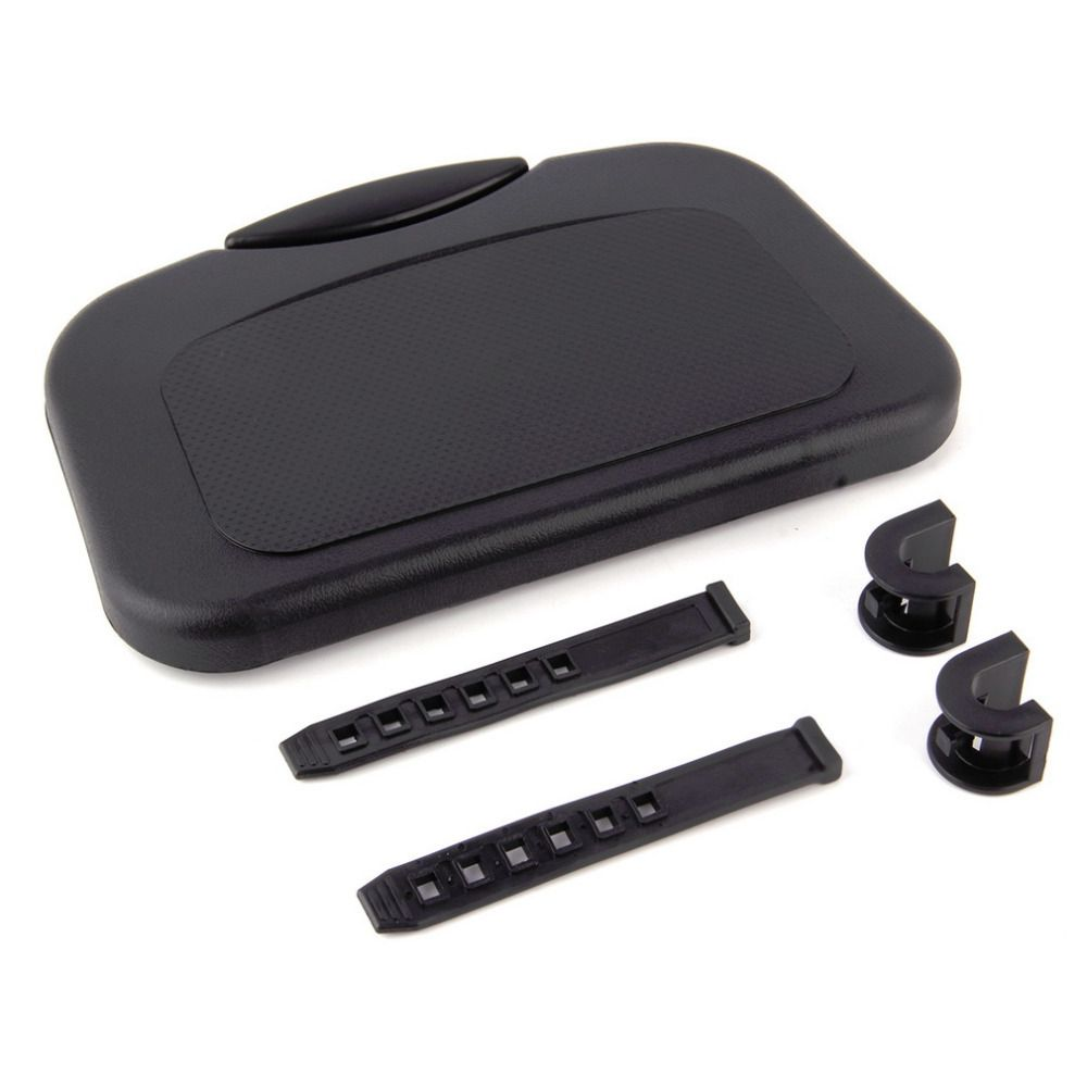 New 1pcs Folding Auto Car Back Seat Table Drink Food Cup Tray Holder Stand Desk hot selling~