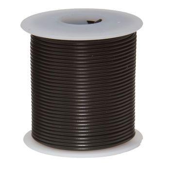 30 Mètres Noir 28AWG UL1007 Câble Électronique Fil À Interne Câblage Électrique Fils DIY Câbles 100FT 28 AWG