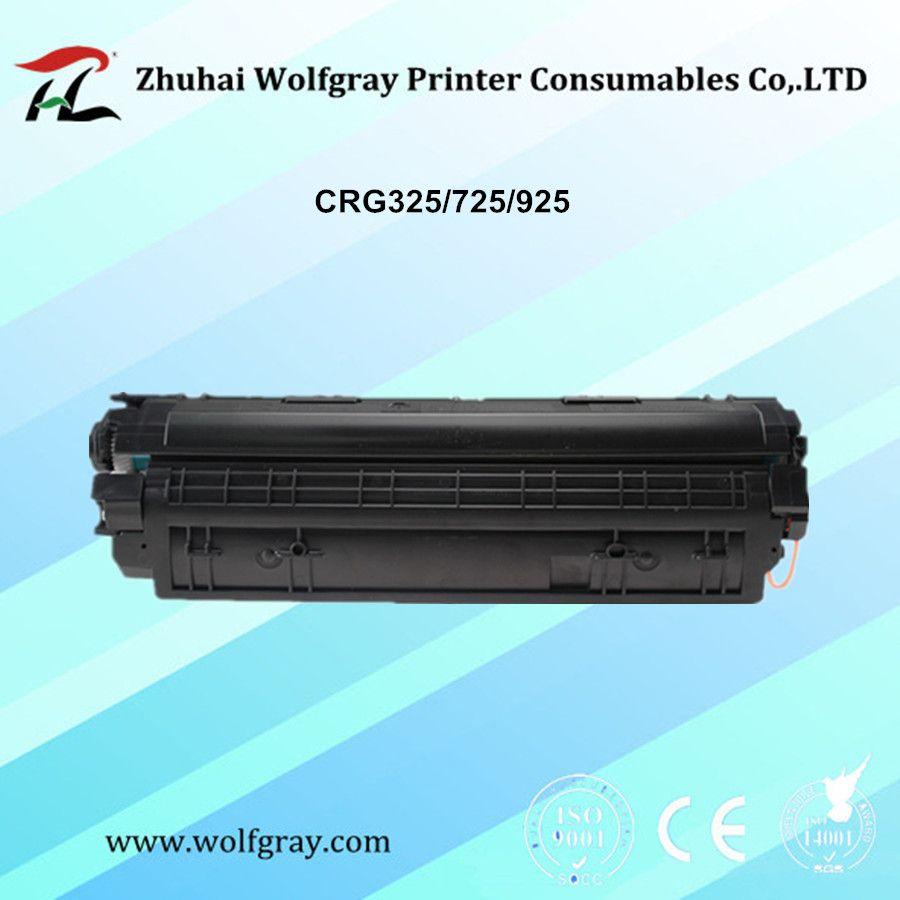 Cartouche de toner Compatible CRG-925 CRG925 CRG325 CRG725 pour Canon 725 LBP 6000 6018 3010 3100 imprimantes