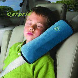 Auto voiture-style style de voiture de Bébé Enfants Sangle De Sécurité Ceintures De sécurité de Voiture Oreiller Épaule Protection feb21