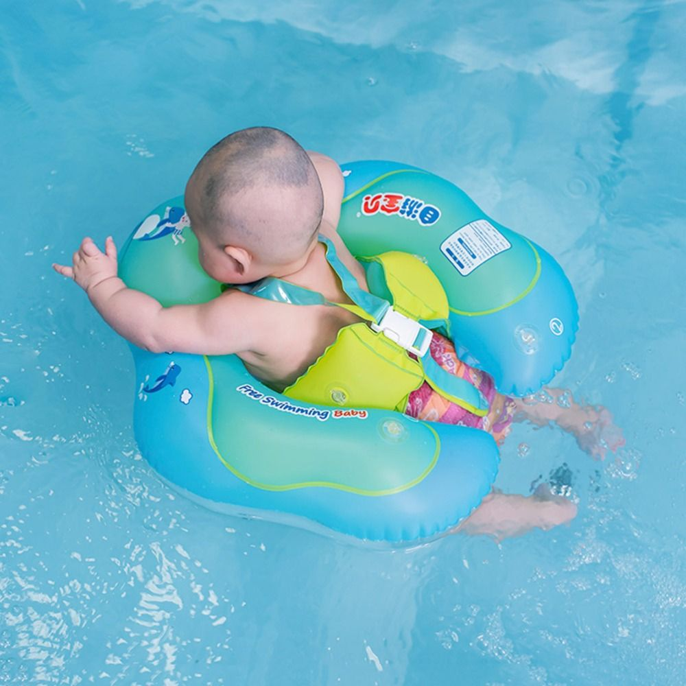 2017 New Baby Armpit Floating Inflatable Infant Swim Ring <font><b>Kids</b></font> Swimming Pool Accessories Circle Bathing Inflatable Raft Rings