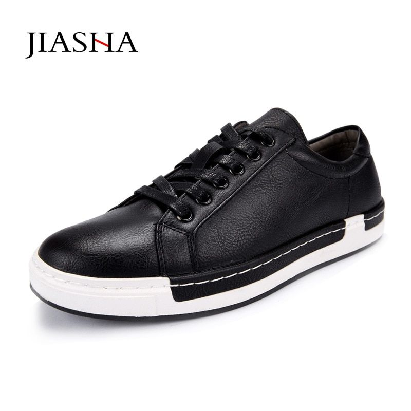 Shoes men 2017 new arrival fashion Anti-skid cozy  pu Breathable casual men shoes