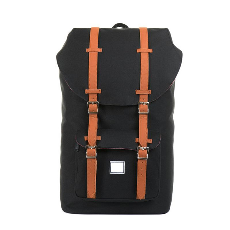 Fashion Brand Design Backpack Little America 25L Women Men High Quality Bag Travel Sac A Dos Large Capacity Laptop Mochila