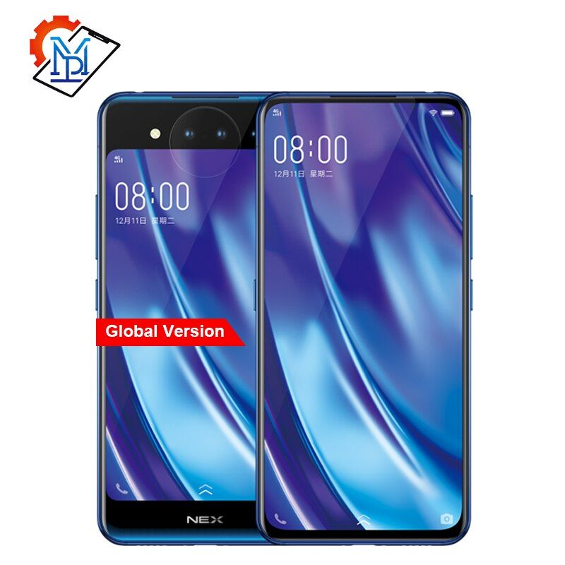Global Vivo NEX Dual Display Cell Phone 6.39