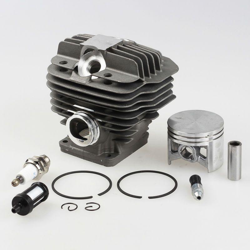 Pistón del cilindro Kit + filtro De Combustible + bujía para MS 440 Piezas de la Motosierra Stihl 044 MS440 * 1128-020-1201