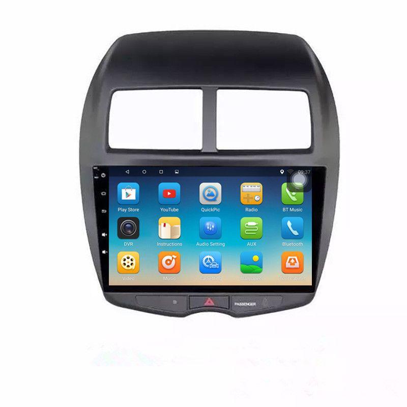 CHOGATH car gps dvd player Android 7.0 Quad Core Car radio Player for Mitsubishi ASX 2010 2011 2012 2013 2014 2015 2016 2017