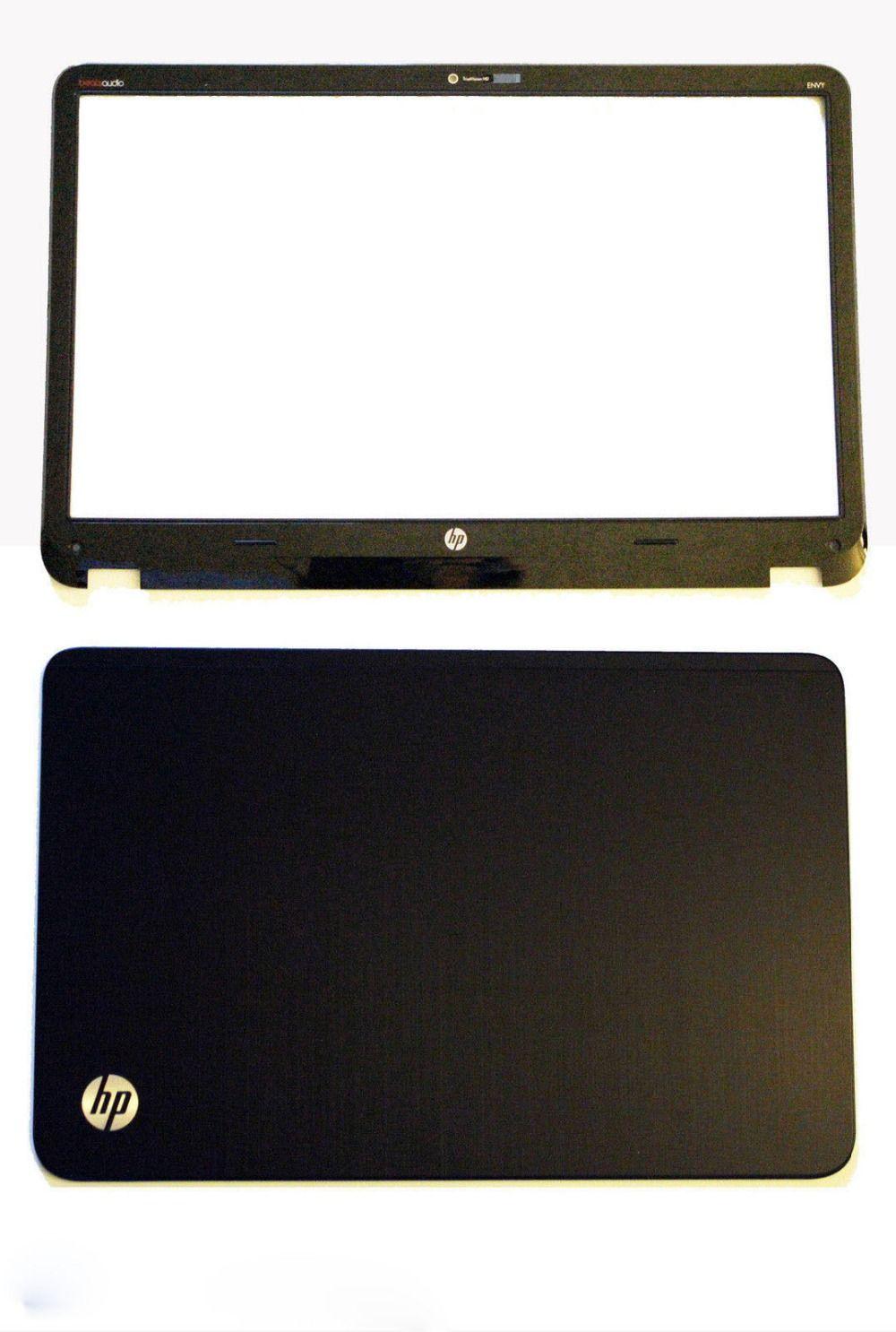 New HP Pavilion Envy6 Envy6-1000 Envy 6-1000 LCD Back Cover Case & Front Bezel 692382-001 686591-001