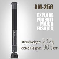 XILETU XM-256 монопод 47,8 дюймов удобный штатив монопод/селфи палка/полюс для камеры/видеокамеры/смартфон/беззеркальная камера