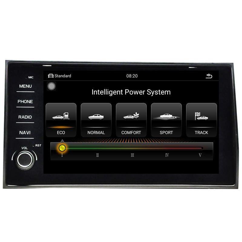 Auto radio navigation auto multimedia video android 8.1 auto dvd für VW Skoda KODIAQ 2015-2018 9 2G /32G Auto Radio GPS