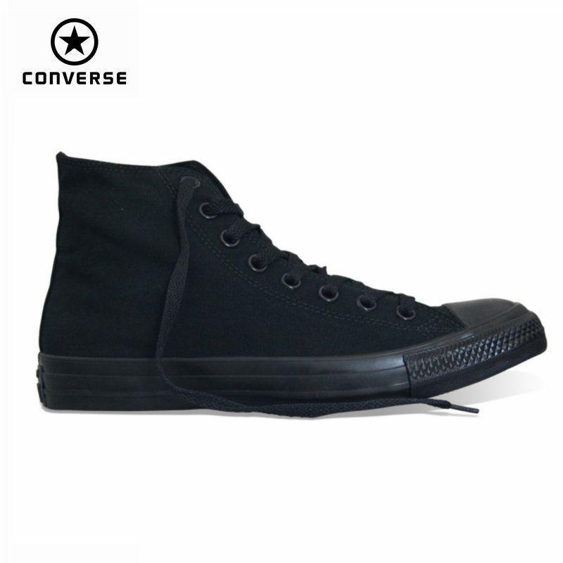 Klassische Original Converse all star leinwand schuhe 2 farbe hohe klassische Skateboard männer und frauen turnschuhe schuhe