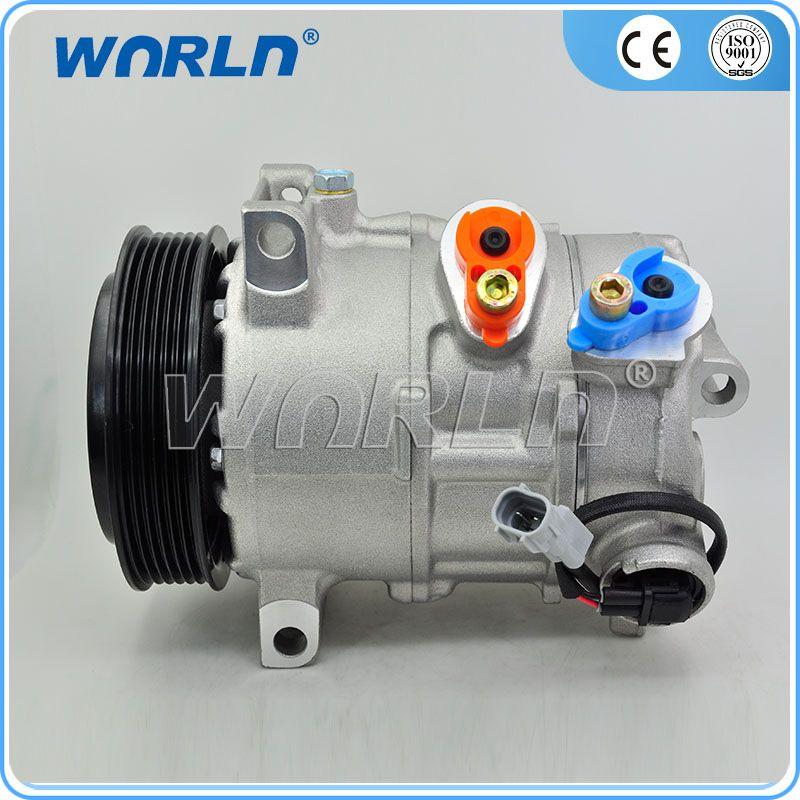 Auto ac compressor for Jeep Compass Patriot /Dodge Caliber 60-81804 RK/55111610AB/55111610AC/RL111610AB/5058900AB/5058900AC/6806