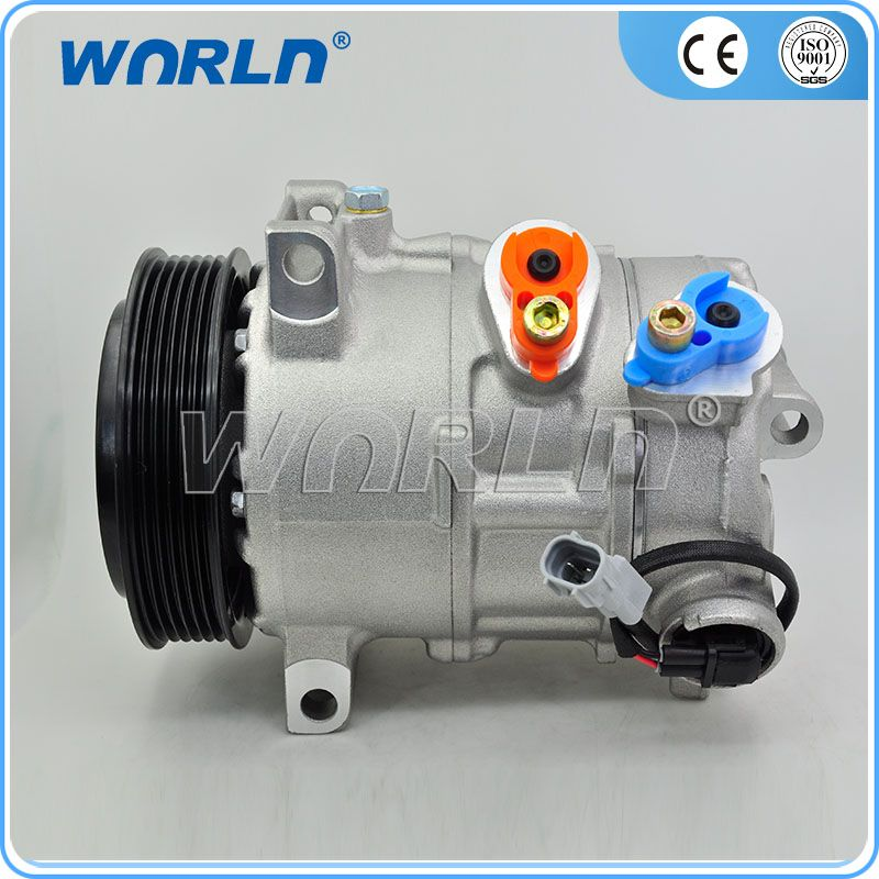 Auto ac compressor for Jeep Compass Patriot /Dodge Caliber 60-81804 RK/55111610AB/55111610AC/RL111610AB/5058900AB/5058900AC/6806