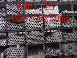 OD2-OD250mm 6061 T6 Al Aluminium Tebal Dinding Precision Industry Tabung Pipa
