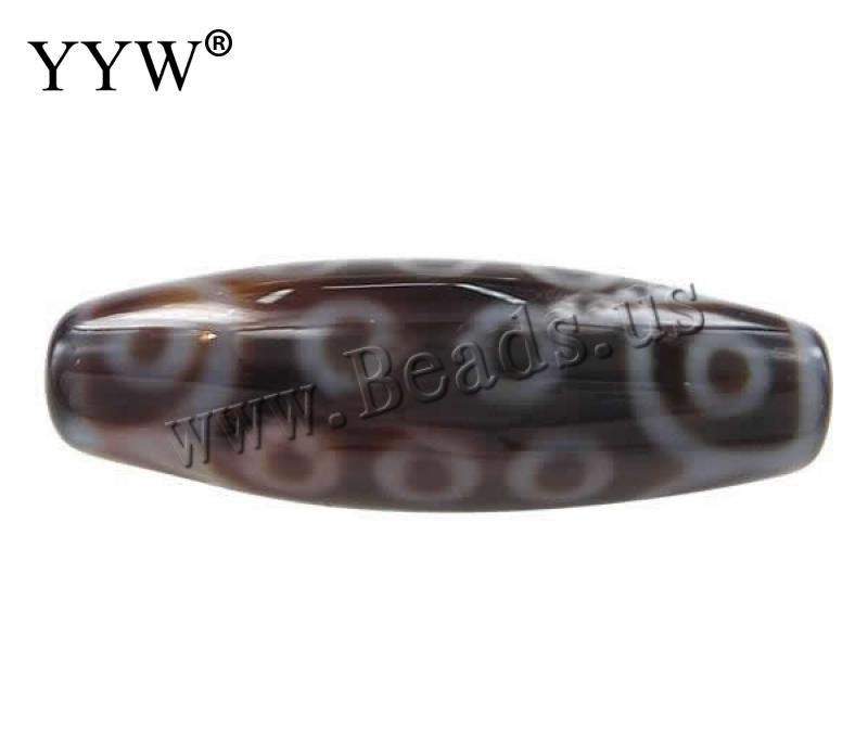 Free shipping!!! AAA Grade 21 Eyes Natural Tibetan Dzi Beads Fashion Style Oval 1PC/Lot Sold By Lot
