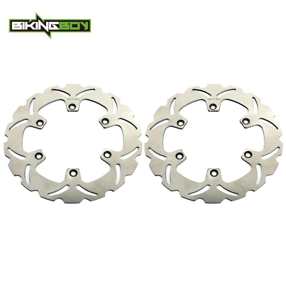 Front Brake Discs Rotors for CBF S ABS N 600 750 NTV DEAUVILLE 650 680 CB N SEVEN FIFTY 750 VFR F 750 VT C2 SHADOW 750