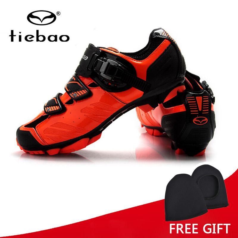 Tiebao Racing Männer MTB Mountainbike Schuhe Fahrrad Radfahren Schuhe Selbstsichernde Nylon-Fiberglas Reiten Schuhe zapatillas ciclismo