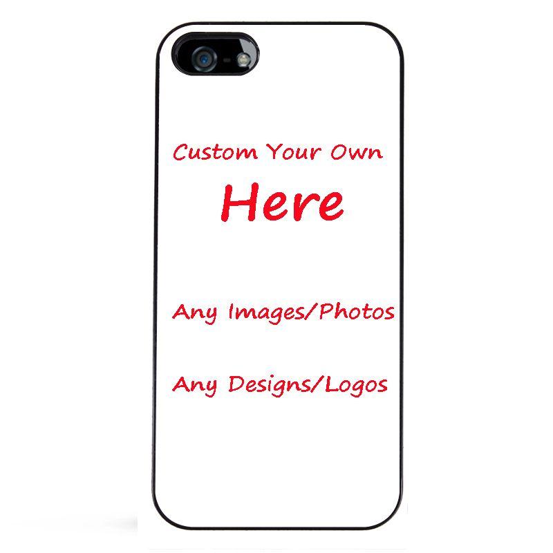 Personnalisée Cas Couverture Créer Votre Propre Conception Belle Affaire pour iPhone Cas pour Samsung Message nous la Photo et Téléphone Modèle