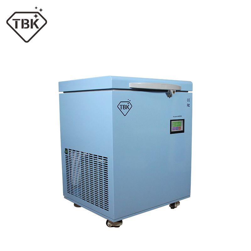 TBK-598-180C Gefrorene separator professionelle masse Einfrieren Maschine für Samsung rand iPhone X LCD Touch Screen Trenn Maschine
